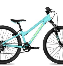"""Norco Bicycles STORM 4.2 A 24"""" BLUE/YELLOW"""