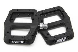 """RaceFace RaceFace Chester Composite Platform Pedal: 9/16"""" Black"""