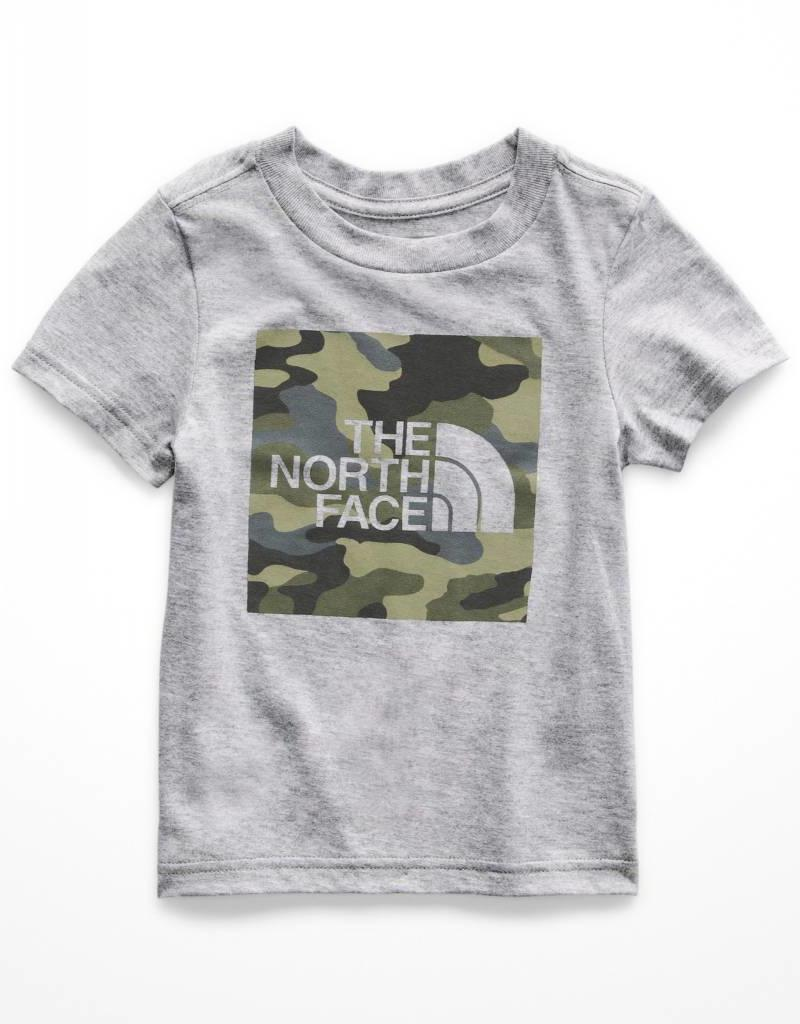 40dc7fbeb8b40 North Face S/S Graphic Tee Lt Grey/Taupe Green Camo XS(6 ...
