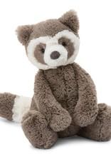 Jellycat Bashful Raccoon Med