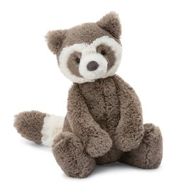 Jellycat Bashful Raccoon Med