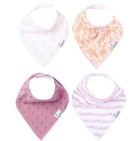 Copper Pearl Bandana Bib Set Lola