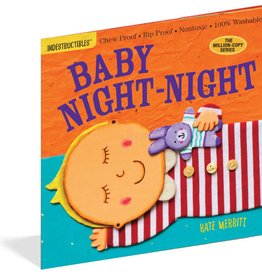 Workman Publishing Indestructibles: Baby Night Night