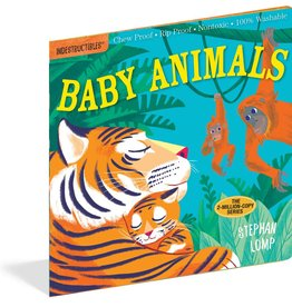 Workman Publishing Indestructibles: Baby Animals