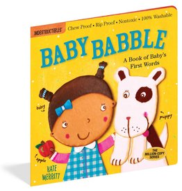 Workman Publishing Indestructibles: Baby Babble