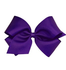 Wee Ones Assorted King Grosgrain Bow