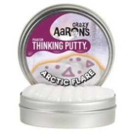 "Crazy Aaron's Arctic Flare 4"" Thinking Putty"