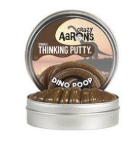 "Crazy Aaron's Dino Poop 4"" Thinking Putty"