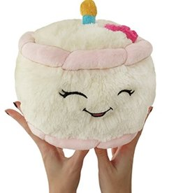 Squishables Mini  Birthday Cake 7""