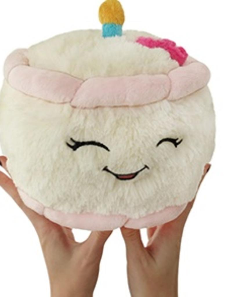 Squishables Mini  Birthday Cake Squishable 7""