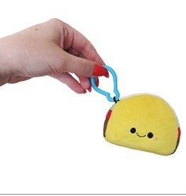 Squishables Micro Taco Keychain