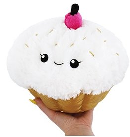 Squishables Mini Gold Cupcake Special Edition