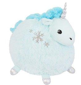 Squishables Mini Snow Unicorn (retired)