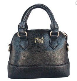 Mila & Rose Purse Black