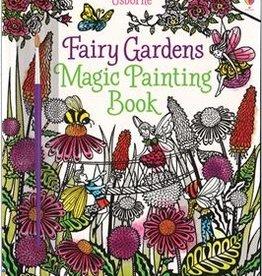 Usborne Fairy Garden Magic Painting Book