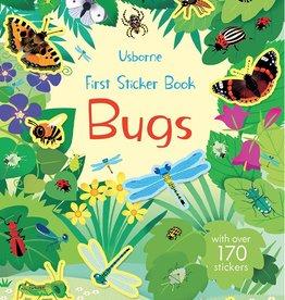 Usborne First Sticker Book Bugs