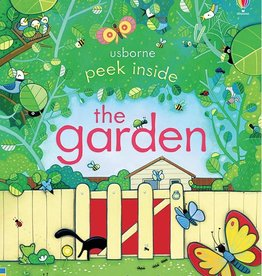 Usborne Peek Inside the Garden