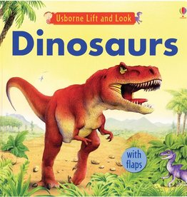 Usborne Lift and Look Dinosaurs