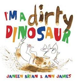Usborne I'm a Dirty Dinosaur