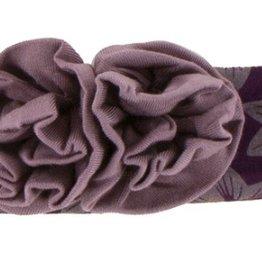Kickee Pants Wine Grape Saffron Headband S