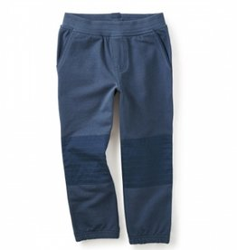 Tea Collection French Terry Moto Pants 2T-4T