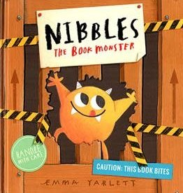 Usborne Nibbles: The Book Monster