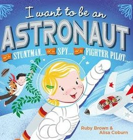 Usborne I Want to be an Astronaut
