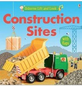 Usborne Construction Sites