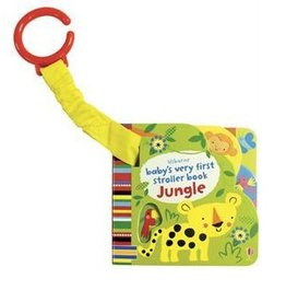 Usborne Baby Very 1st Stroller Jungle Book