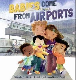 Usborne Babies Come from Airports