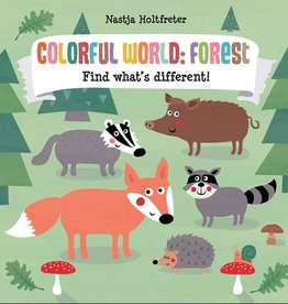 Usborne Colorful World: Forest