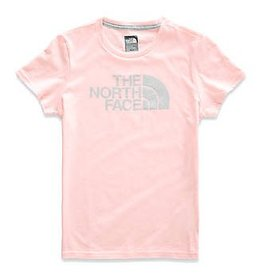 North Face Graphic Tee Pink M(10/12)