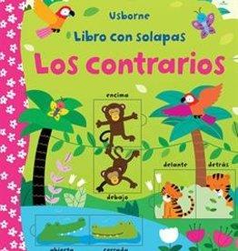 Usborne Libro con solapas - Los contrarios (Lift-the-flap Opposites)