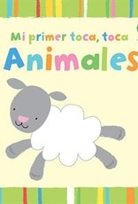 Usborne Mi primer toca, toca - Animales (Baby's First Touchy-Feely Animals)