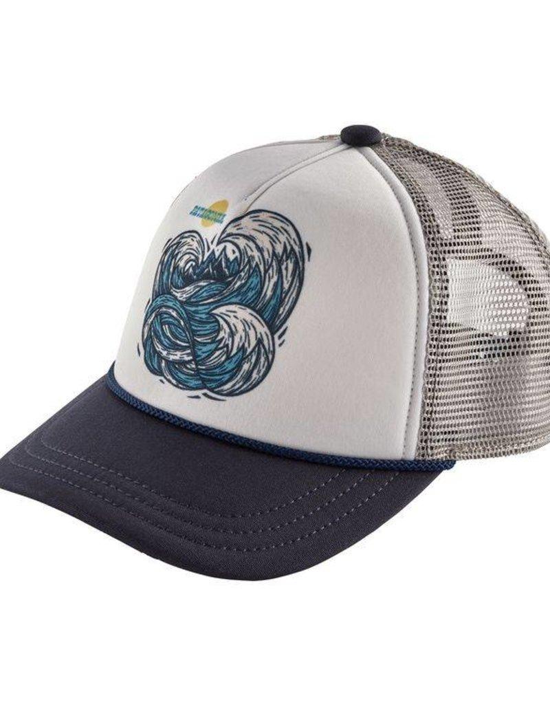 257f26bdf9 Patagonia Interstate Navy Blue Kid s Hat