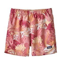 Patagonia Baggies Shorts Pink 6/12M