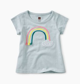Tea Collection Baby Rainbow Tee 3/6, 9/12M