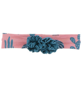 Kickee Pants Flower Headband Strawberry Cactus