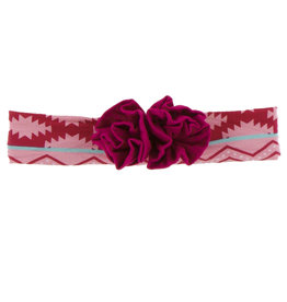 Flower Headband Strawberry Mayan