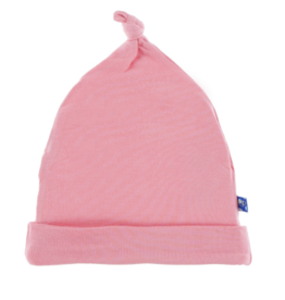 Kickee Pants Knot Hat Strawberry NB, 3/12M