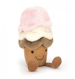 Jellycat Amuseable Ice Cream Med