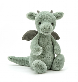 Jellycat Bashful Dragon Med