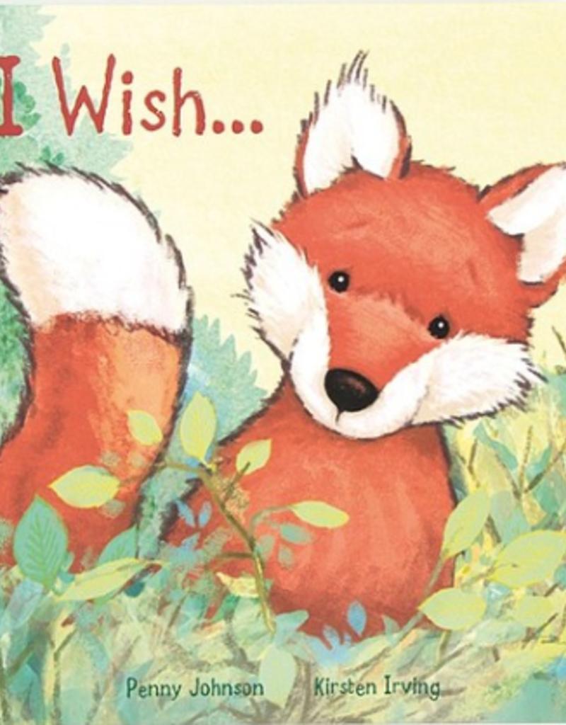 Jellycat I Wish Book