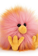 Jellycat Pink-Orange Crazy Chick