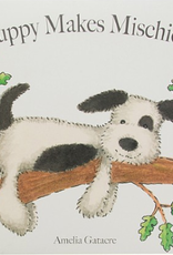Jellycat Puppy Makes Mischief Book