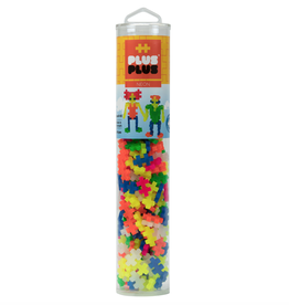 Plus-Plus Neon 240pc Tube