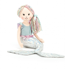 Jellycat Aqua-Lily Mermaid
