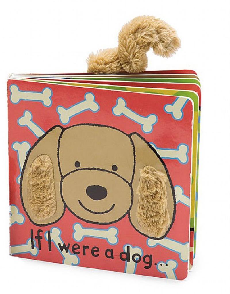 Jellycat If I were a Dog Book