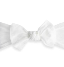 Baby Bling Bow Knot Bow White