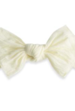 Baby Bling Bow Knot Bow Ivory